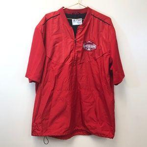 Majestic Cincinnati Reds MLB Short Sleeve Pullover